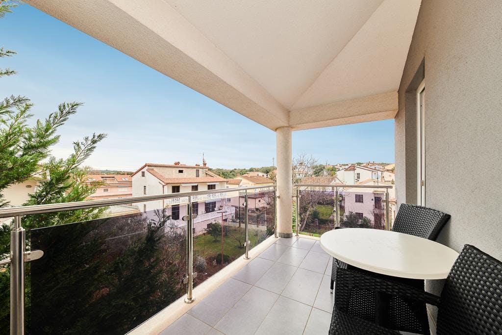 Apartmani Stella Adria – Apartmani A4, Pula, Istra, Hrvatska – 334 HRK – 1x noćenje u studio 4* apartmanu A4 za 2 osobe, Besplatni Wi-Fi