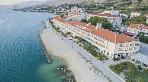 Family hotel Pagus – All inclusive odmor s masažom, Pag, Hrvatska – 2.520 HRK – 3xnoćenje u Family sobi (pogled more)za 2 osobe (2 djece do 12 godina besplatno), All inclusive