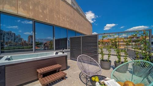 Priska Med Luxury Rooms – Luksuzan odmor s masažom, Split, Dalmacija, Hrvatska – 2.390 HRK – 2x noćenje u dvokrevetnoj sobi s terasom za 2 osobe, Doručak
