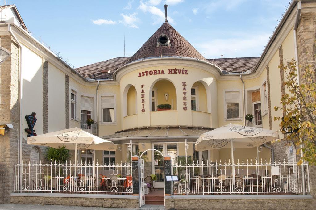 Astoria Panzió, Heviz, Mađarska – 620 HRK – 2x noćenje s doručkom uStandard dvokrevetnoj sobi za2 osobe, 10% popust na ulaznicu u SPA termalnog jezera Heviz