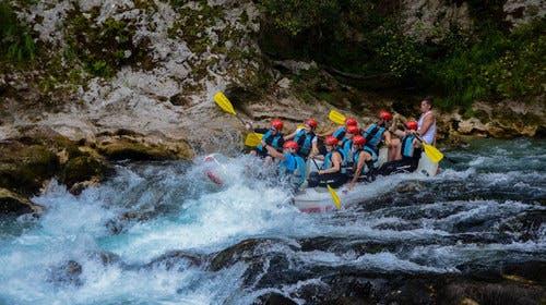 Grand River – Rafting , Konjic, Bosna i Hercegovina – 280 HRK – Rafting na rijeci Neretvi za 1 osobu, Profesionalni turistički vodiči